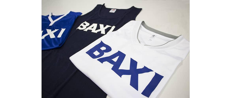 Baxi t shirts