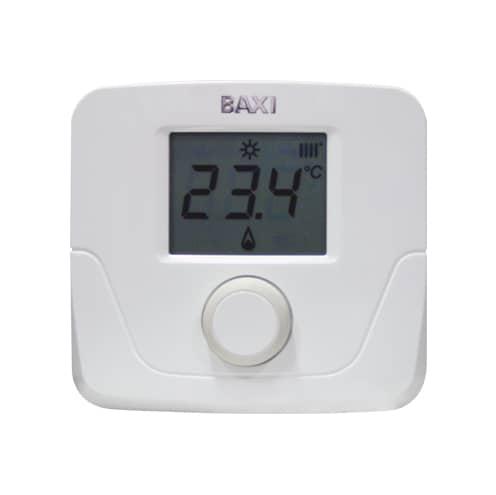 BAXI 7114250 Controllo remoto e regolatore climatico